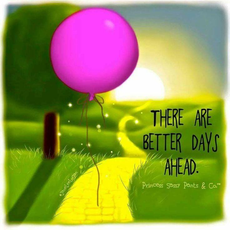 Przed tobą lepsze dni