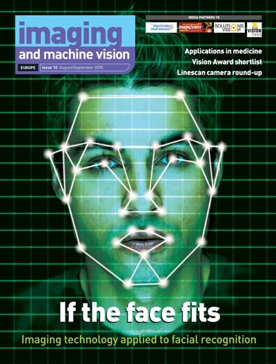 Imaging and Machine Vision Europe, Cambridge Publishers Limited; Europe's only dedicated magazine for design and production engineers working in the scientific imaging and machine vision markets.