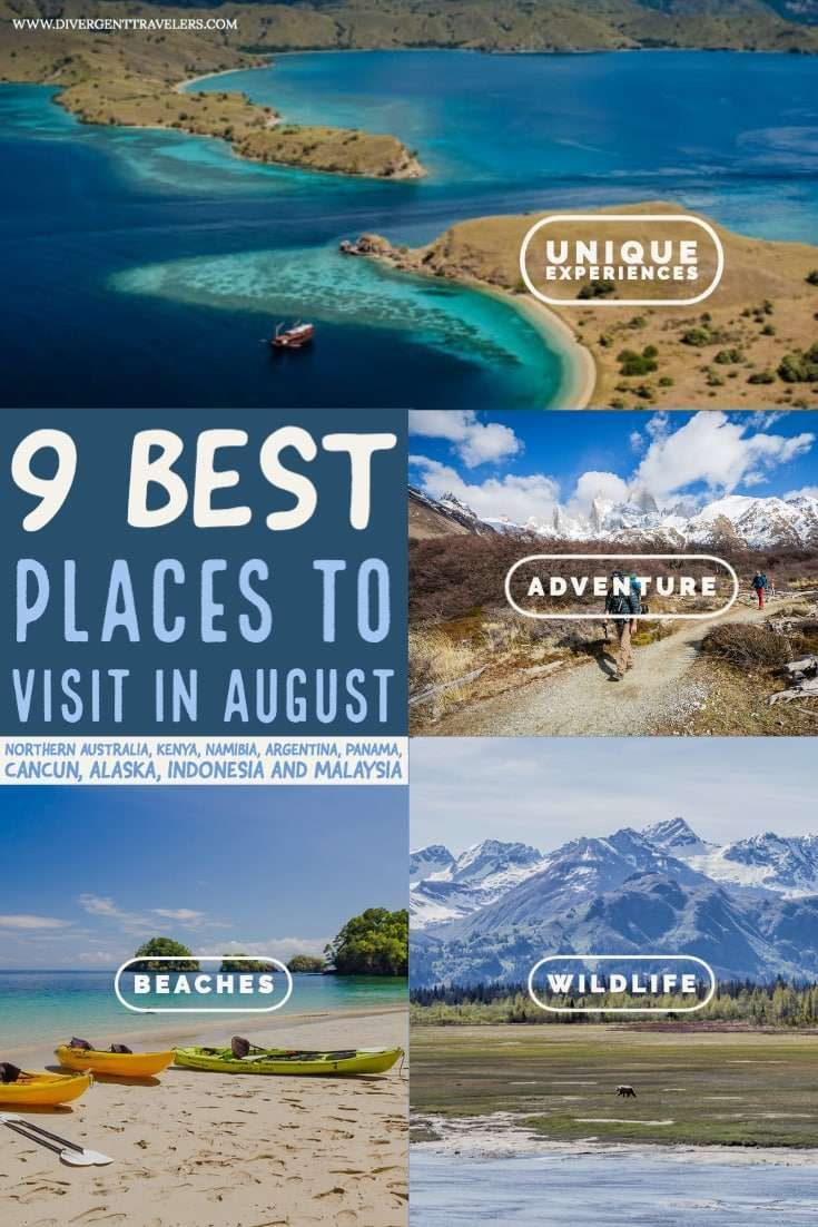 9 Best Places To Visit In August Worldwide In 2021 Best Places To Vacation Cool Places To Visit Places To Visit