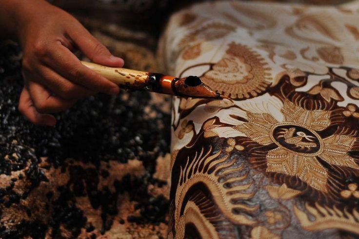 Batik Trusmi by dede_kelana, via 500px