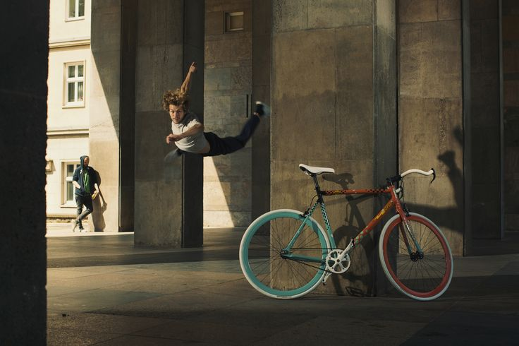 The Pop Art Fury - custom, hand painted bicycle from LOCA Bikes (http://locabikes.com/). #customfixie #fixie #singlespeed #bikeart