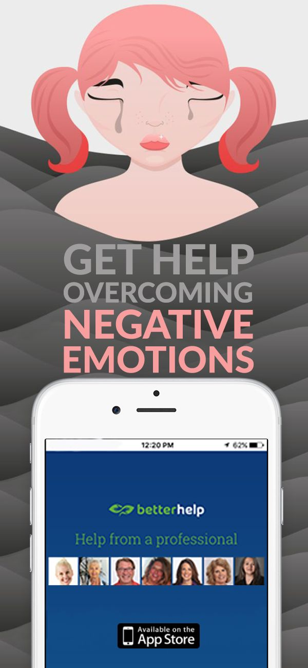 Ever feel like you're drowning in your emotions? Learn to balance them with BetterHelp - an online counseling service. Fill out a short questionnaire and you will be personally matched to a licensed counselor. Get the support and guidance needed to start making a change. BetterHelp offers a free week-long trial and affordable pricing so financial obstacles don't stand in the way of a better life. Reach out and get help today.