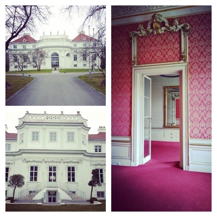 Hochzeitslocation Wien Palais Schönburg