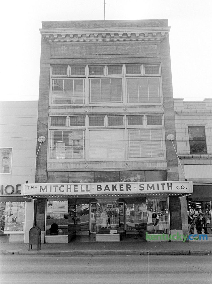 Mitchell Baker Smith Company Building in Fayette