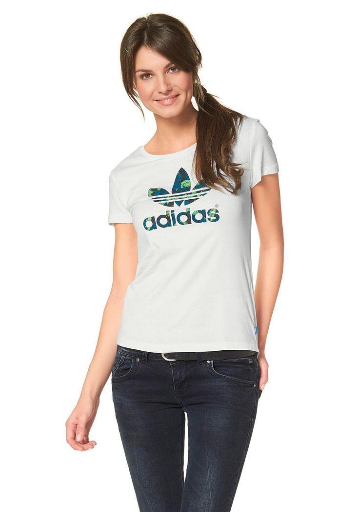 Größenhinweis , Fällt eng aus, bitte eine Größe größer bestellen., |Produkttyp , T-Shirt, |Materialzusammensetzung , Obermaterial: 100% Baumwolle (Bio-Baumwolle), |Pflegehinweise , Maschinenwäsche, |Stil , Sportlich, |Optik , Bedruckt, |Farbe , Weiß-Petrol, |Herstellerfarbbezeichnung , white, |Applikationen , Logodruck, |Ausschnitt , Rundhals, |Bündchen , normaler Saum, |Ärmelstil , Kurzarm, |P...