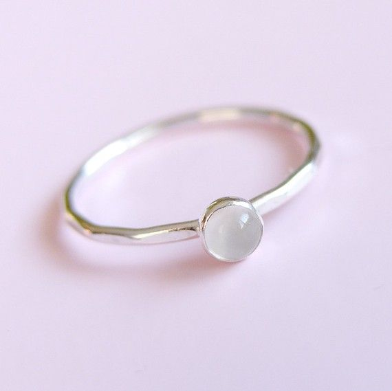 Gorgeous moonstone ring, which I am getting for my birthday! (not this exact ring but something similar)