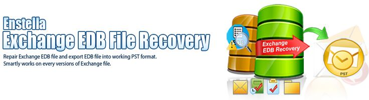 EDB Repair to PST software http://www.repairedb.enstellaedbrecovery.com/