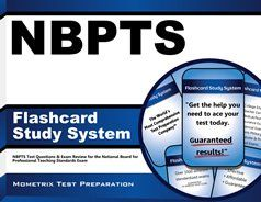 Our Flashcard Study System for the National Board Certification Exam helps test takers prepare for their National Board Certification Exam, which is offered by the National Board for Professional Teaching Standards (NBPTS). #NBPTS