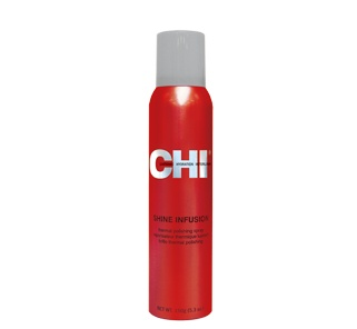 Chi Shine Infusion spray - fabulous!  This smells fabulous.  Everytime I use it, someone says I smell good