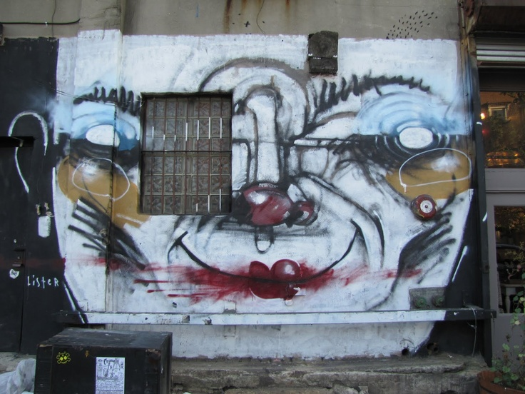 #StreetArt #UrbanArt - Anthony Lister