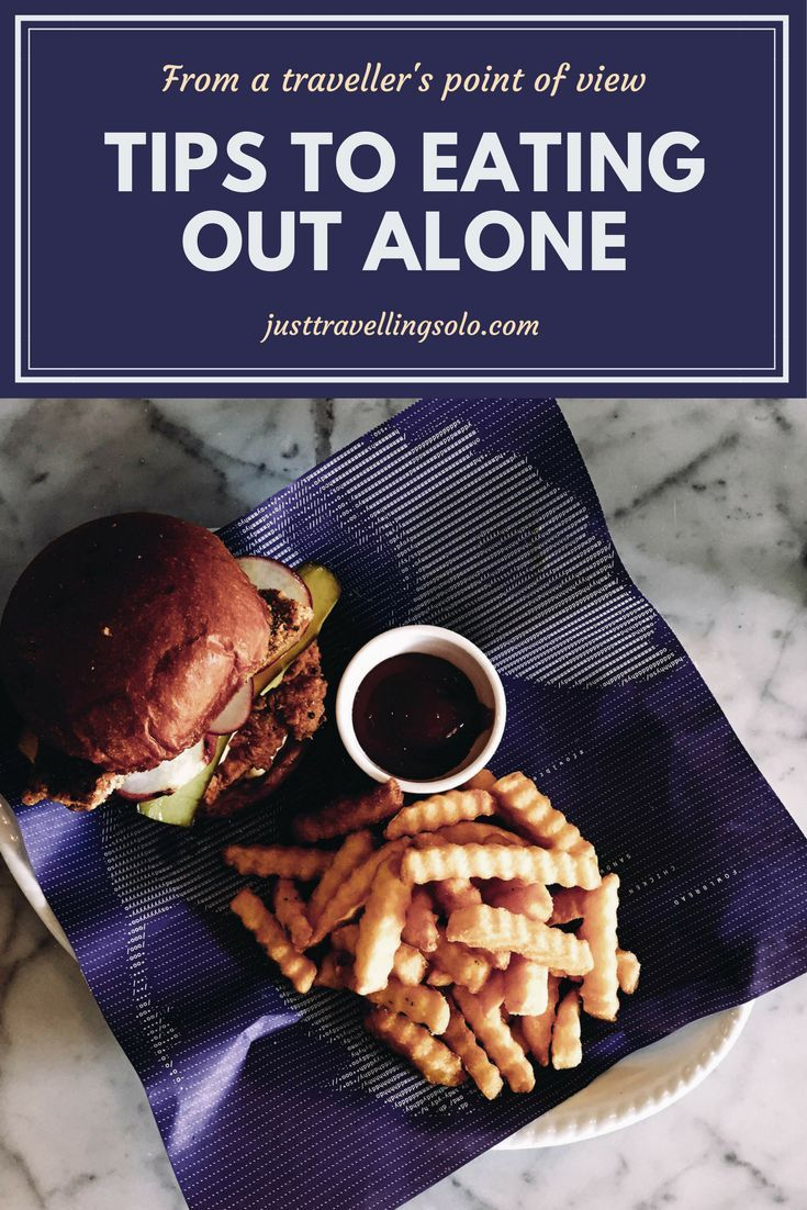 Tips on eating someone out - One Thing That I Always End Up Thinking About Before I Leave Home Is Where I M Going To Eat And It S A Known Fact That If You Re Traveling By Yourself