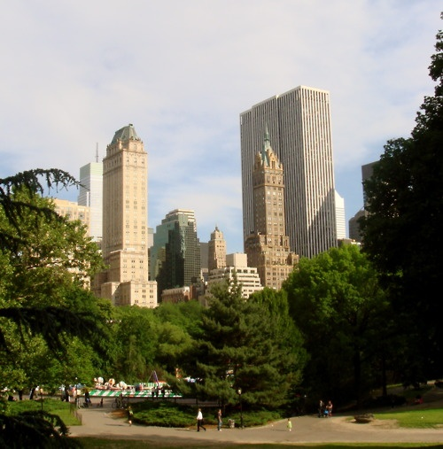 #NCY #Central Parc #Travel