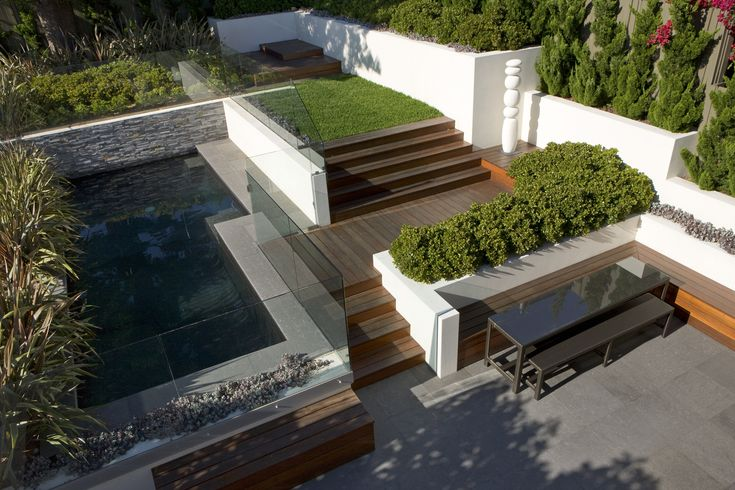 Peter Fudge -- Classic French Garden Landscape Design and Installation