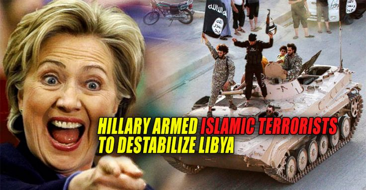 Must Read - It was the purpose of the compound in Benghazi 10.12.16 JEROME CORSI : HILLARY ARMED ISLAMIC TERRORISTS TO DESTABILIZE LIBYA (10/12/16)