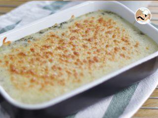 Epinards à la crème savoureux, Photo 2