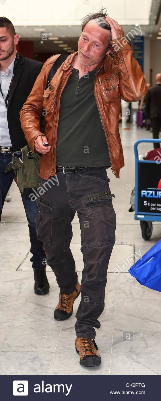 Download this stock image: Mads Mikkelsen, Gong Li and Eva Longoria arrive at Nice Cote D'Azure airport ahead of the 2016annes Film Festival Featuring: Mads Mikkelsen Where: Nice, France When: 10 May 2016 - GK9PTG from Alamy's library of millions of high resolution stock photos, illustrations and vectors.