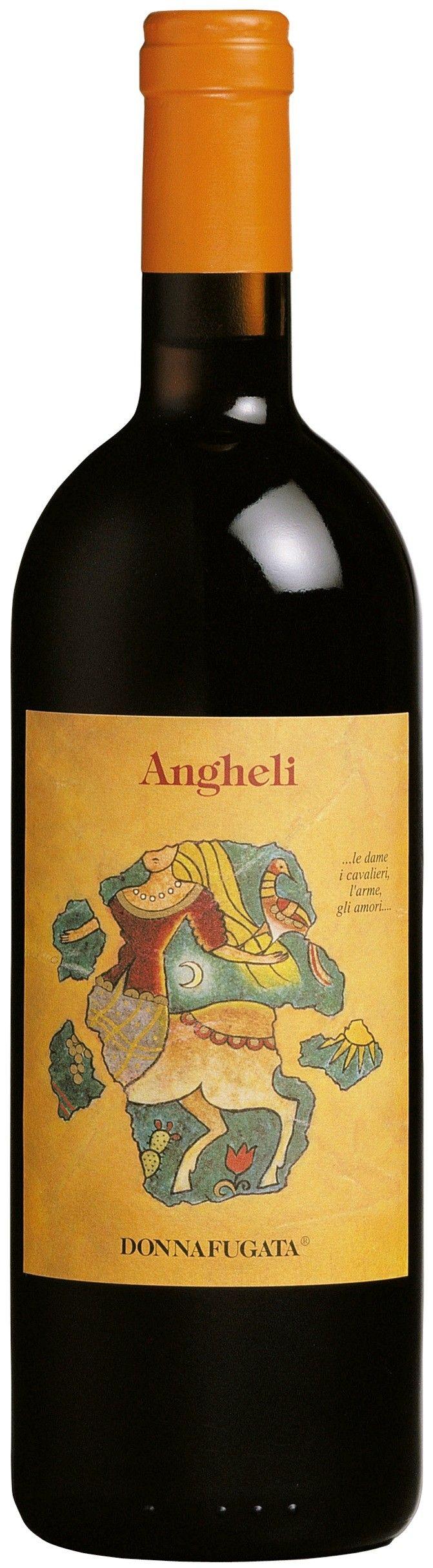Angheli - DonnaFugata - www.saporiatavola.it