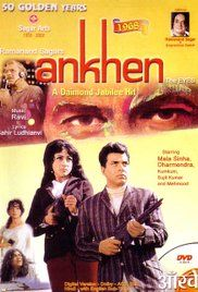 Aankhen Full Movie 1968. Shortly after independence India faces terrorists attacks in Assam, resulting in many deaths and casualties. A group of concerned citizens, who are not connected with the Government, decide...