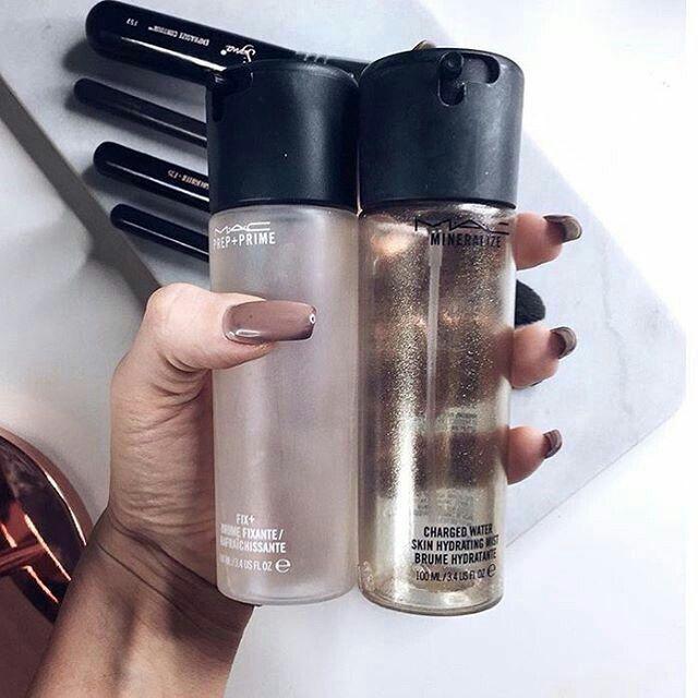 Prep and prime with Mac Cosmetics. #makeup #mac #primer #maccosmetics #fabfashionfix #fixingspray