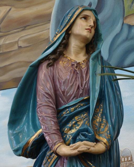 Nossa Senhora das Dores (Our Lady of Sorrows) by w andrade ~ Basílica de Nossa Senhora da Penha de França, em São Paulo