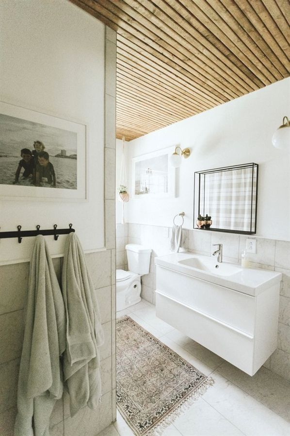 Click here to see this beautiful bathroom remodel! #BathroomIdeas