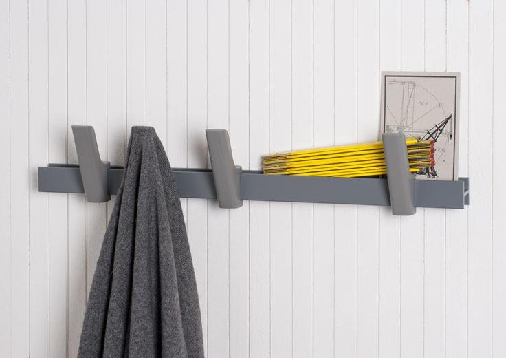 BEAM coat rack A coat rack system for Danish brand HAY.