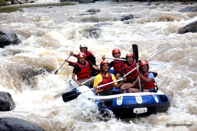 To Be On The Road: RAFTING: Beyond Pekalen Atlas River Near Probolinggo,Indonesia