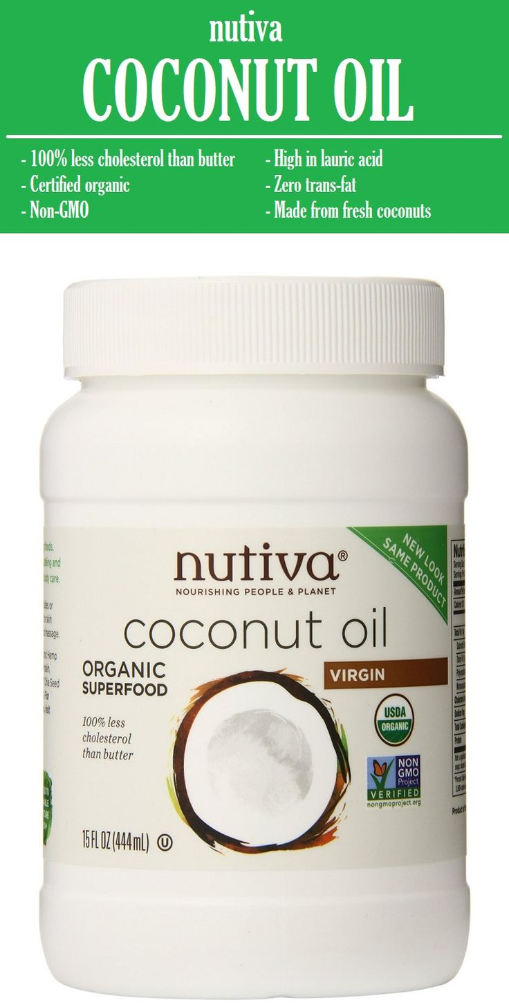 The best selling coconut oil in the U.S. for over a decade! @nutiva