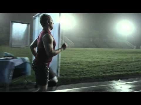 Paralympics ad: unstoppable