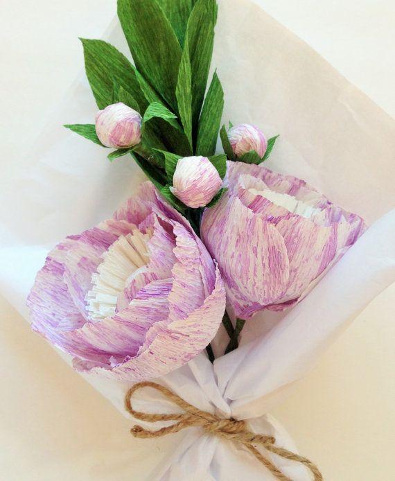 Paper Flower Arrangement Ideas: 17 Best Ideas About Paper Flower Arrangements On Pinterest