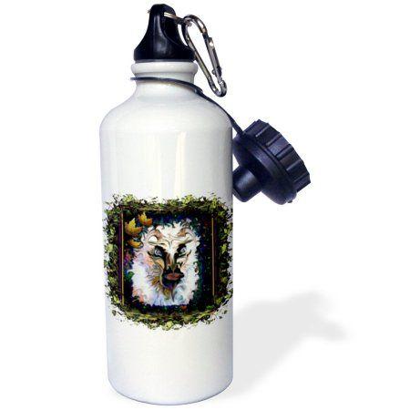 3dRose PAN god greek mythology greece mythic myth olymp gods nature shepherds faunus , Sports Water Bottle, 21oz