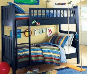 cool Interesting Bunk Beds Design Ideas For Boys And Girls