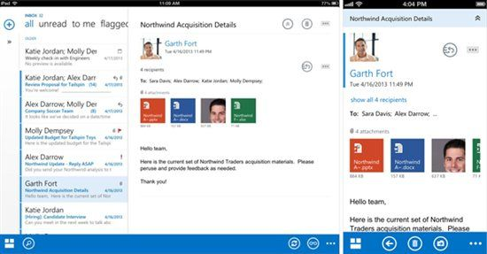 New Mobile Apps for Office 365: OWA for iPhone and iPad #office #365, #mobile #devices http://sacramento.remmont.com/new-mobile-apps-for-office-365-owa-for-iphone-and-ipad-office-365-mobile-devices/  # New Mobile Apps for Office 365: OWA for iPhone and iPad Well, this is a surprise. Microsoft today released native Outlook clients for iPhone and iPad, providing users of those mobile devices with native apps for Office 365 -based email, contacts and calendars. Called OWA (which actually stands…