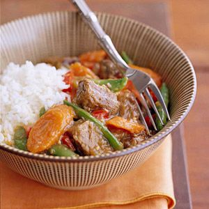 Gingered Beef and Vegetables: Healthy Slow Cooker, Slow Cooker Recipe, Easy Recipe, Fit Magazines, Crock Pots, Slow Cooking Recipe, Healthy Eating, Ginger Beef, Easy Slow Cooking
