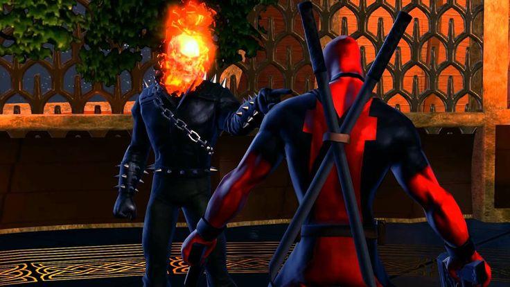 marvls hros gost rider   Marvel Heroes : le mode Siège et Ghost Rider