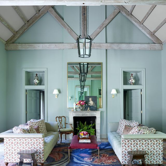 15 Calming Paint Colors That Will Instantly Relax You In 2020 Living Room Green Room Colors Paint Colors For Living Room #relaxing #colors #for #living #room