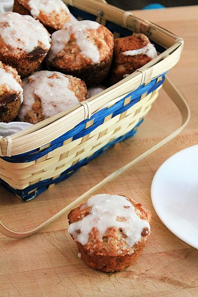 Scuffins - Scone meets Muffin!   Bluebonnets & Brownies