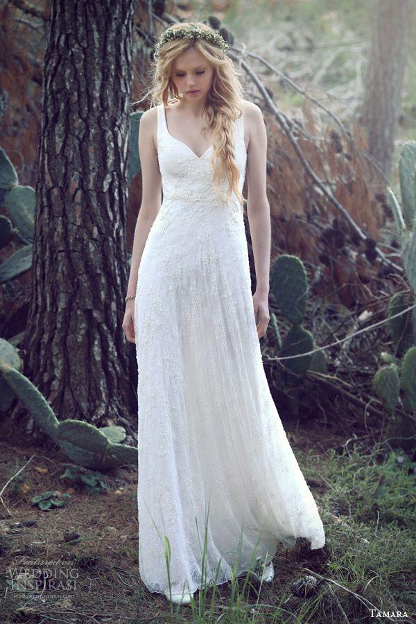 Tamara #Bridal 2015 #Wedding Dresses | Wedding Inspirasi  #weddings #weddingdress #weddinggown