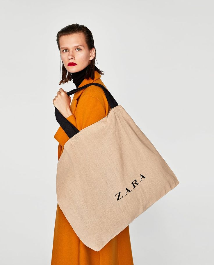 JUTE TOTE BAG-View all-BAGS-WOMAN | ZARA United States