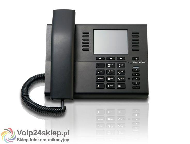 Telefon przewodowy VoIP innovaphone IP112 voip24sklep.pl