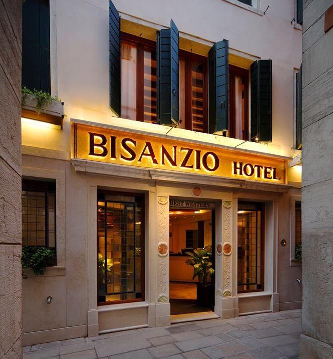L'ingresso del BEST WESTERN Hotel Bisanzio - Venezia