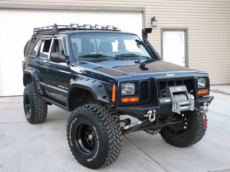288 best Cherokees images on Pinterest | Cars, Jeep truck and Van