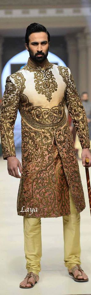 TBCW2014 Day -1 PAKISTANI Fashions❋Laya