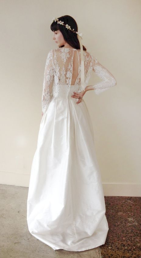 71 best Brautkleider images on Pinterest | Gown wedding, Wedding ...