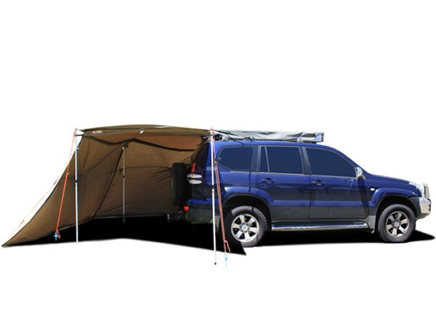 Foxwing Awning Extension Mini Van Minivan Camping Tent Tarp