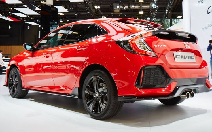 Novo Honda Civic 2017 Hatch