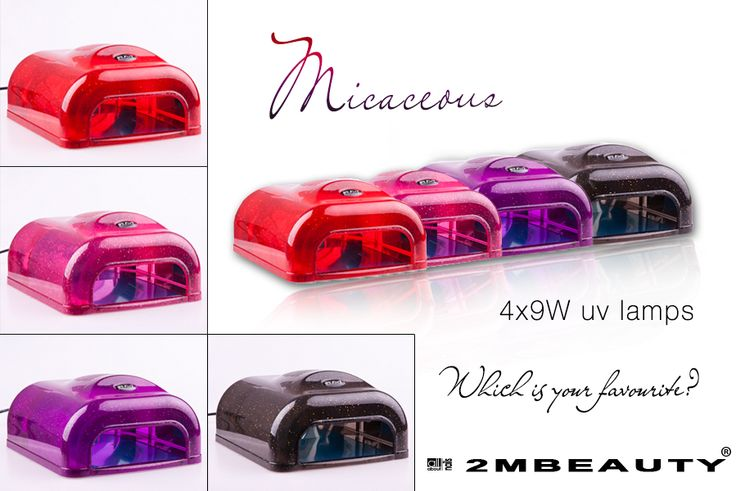UV lamps for nails