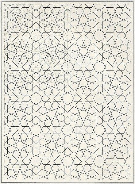 Pattern in Islamic Art - BOU 054