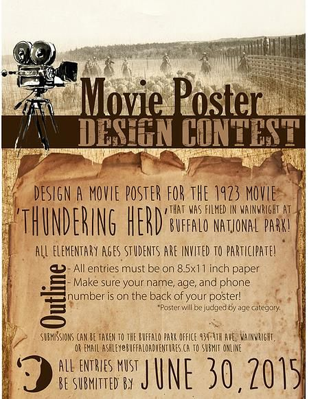 buffaloparkf | Movie Poster Contest
