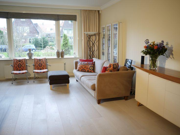 Plantsoenlaan 17, Bloemendaal. Living area.